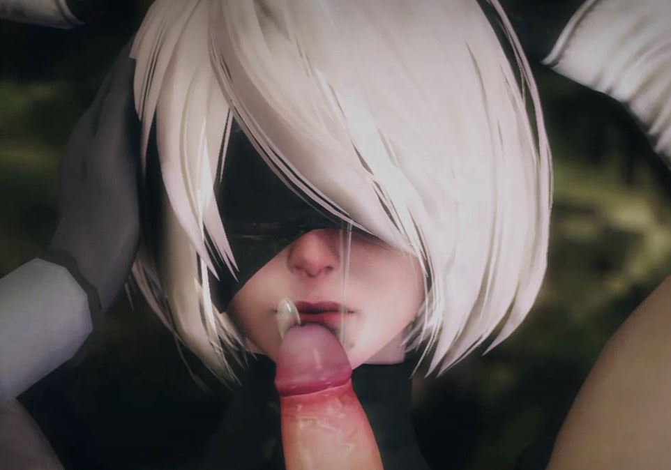 Android 2b 3d hentai - 1 part 4
