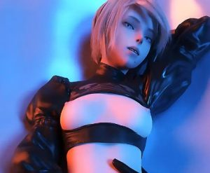 2b tits out and fucked