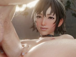 Iris gets her tight pussy fucked - Final Fantasy 3D hentai clip