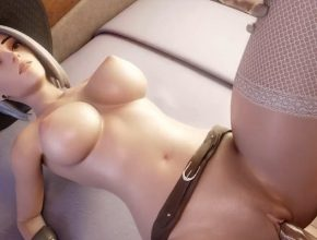 Ashe wet pussy fucked - Overwatch hentai