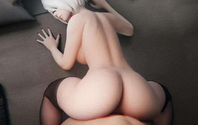 thick ass android 2b hentai