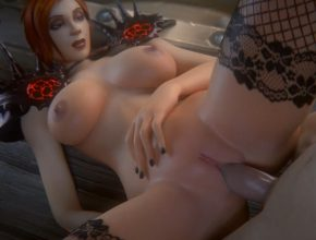 Assumi Fonix pussy fucked - World of Warcraft porn