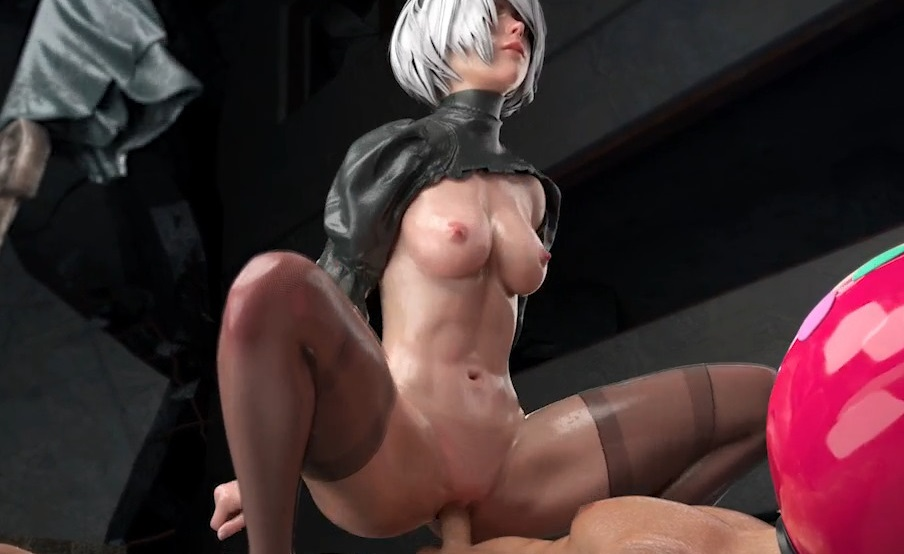 android 2b rule34 video