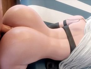A2 anal creampie - Nier Automata 3D hentai