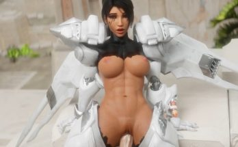 pharah 3d hentai video