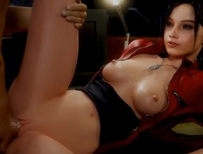Resident Evil 2 Remake 3D Porn - Claire Redfield